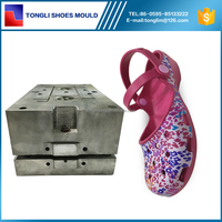 2016 One Mould one /Two Pairs Shoe Mold Crocs Flats