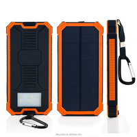 New arrive high quality Power Bank mobile solar charger 12000mah,solar power bank 20000mah