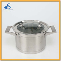 the best sales india steel hot pot/soup pan/lobster pots for sale