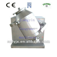 Foodstuff mixers SBH series 3D motion mixers with CE certification