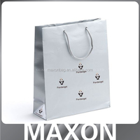 Guangzhou factory Nice!!! happy birthday paper bag for store