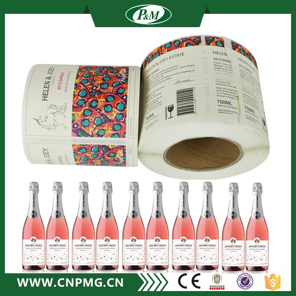 Hot Sale Cheap Price Custom Label Sticker/printer label/adhesive label for bottle