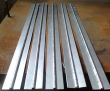 long aluminum continuous piano hinges