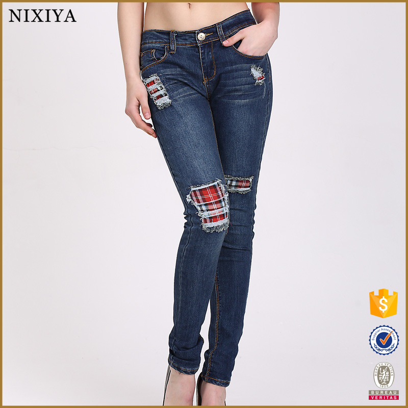 New Model Jeans Pants 2016 Ripped Jeans Manufacturers China - Buy New Model Jeans PantsRipped ...