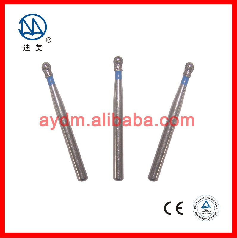 All models dental diamond burs / FG dental diamond burs