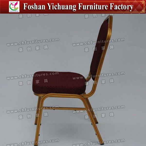 classic stacking metal chair for restaurant YC-ZG86-04 -02