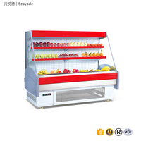 High Energy Efficiency Wholesale Price Fruit and Vegetable Display Freezer