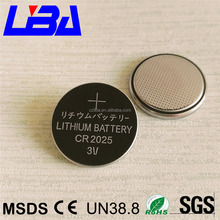 cr2025 lithium button cell battery 3v lithiumbutton cell