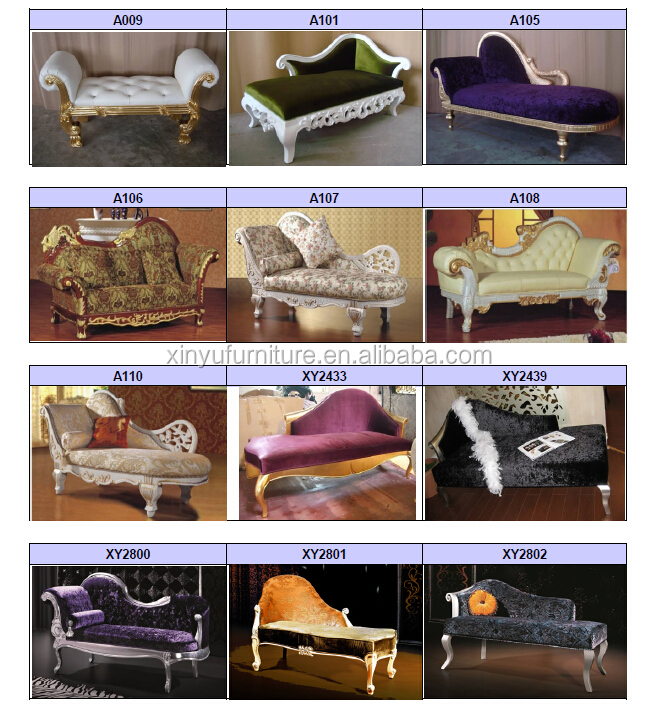 European royal sofa and couches XY2802