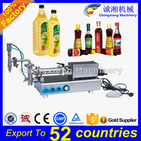 Trade assurance CE certification manual filling machine,1 head semi automatic liquid filling machine