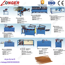 Bamboo and Wooden Chopstick Making Machine Machinery For Making Chopsticks