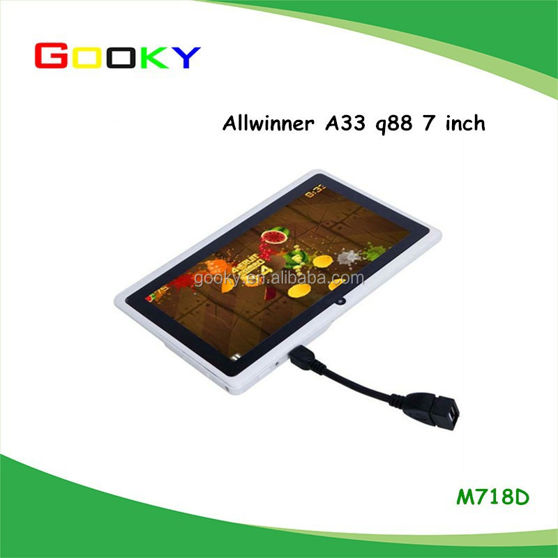 cheapest 7 inch touch screen tablet pc m706