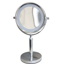 professional desktop 5X magnification makeup mirror with light