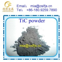 TiC titanium carbide 99.5% with good wear resistance