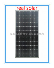 2017 Hot sale PV panel 200W mono crystalline solar modules