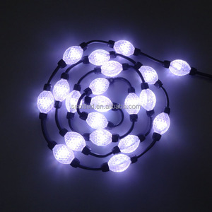 O50A twinkling lights outdoor decoration SMD3535 LED string lights glowing balls module lights