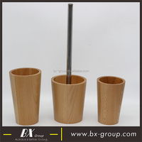 BX Group Round Shape Simply Wood