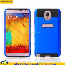 2014 CELL PHONE CASE WHOLESALE FOR SAMSUNG GALAXY NOTE 3 N9000 SHOCKPROOF PHONE CASE ACCESSORIES