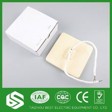 High power density 110V,200W,1000W ceramic heating pad