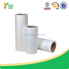 Factory Directly Selling Pearl Glossy&Matt Plastic Rolls PET Base Thermal Lamination Film with Eva Glue