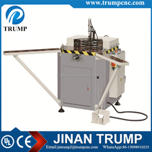 Crimping machine for aluminum window door processing production line with high quality