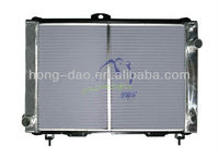 all aluminum radiator for Japanese car, racing car radiator auto parts, TOYOTA TOMNACELITEACE, OEM 16400-13380