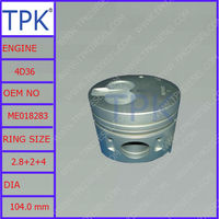 Mitsubishi canter 4D36 piston, ME018283