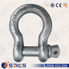Rigging Hardware U.S Type Screw Pin Anchor Shackle