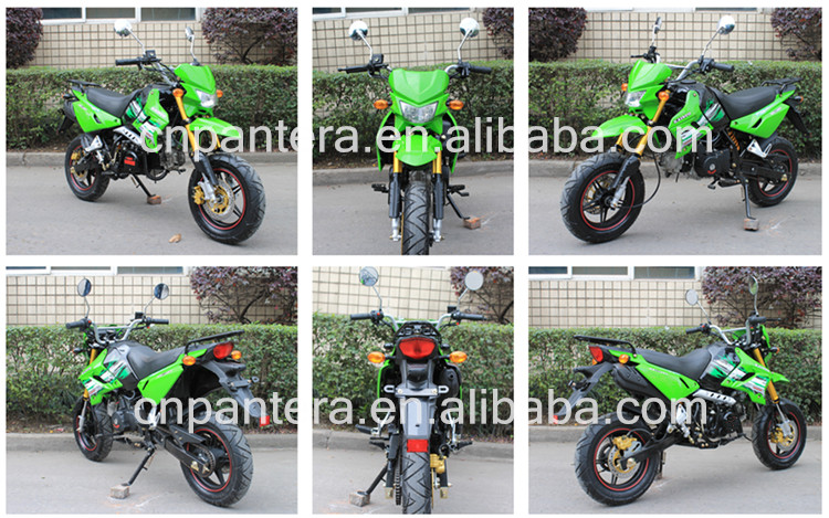 Africa Gasoline Motorcycle Cheap 90cc Dirt Bikes For Sale