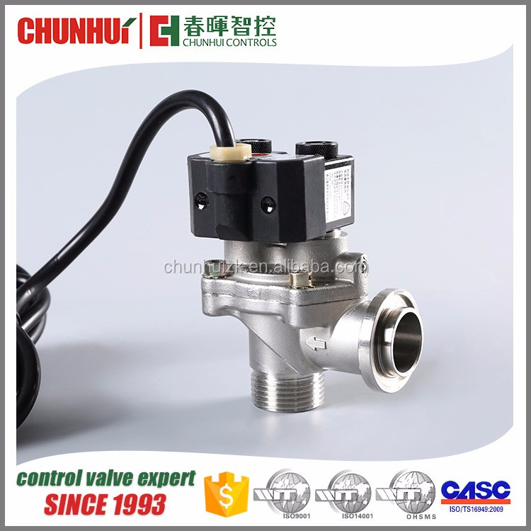 High quality stainless steel AdBlue valve for fuel dispenser