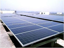 High quality grid switch used solar equipment for sale 6000W
