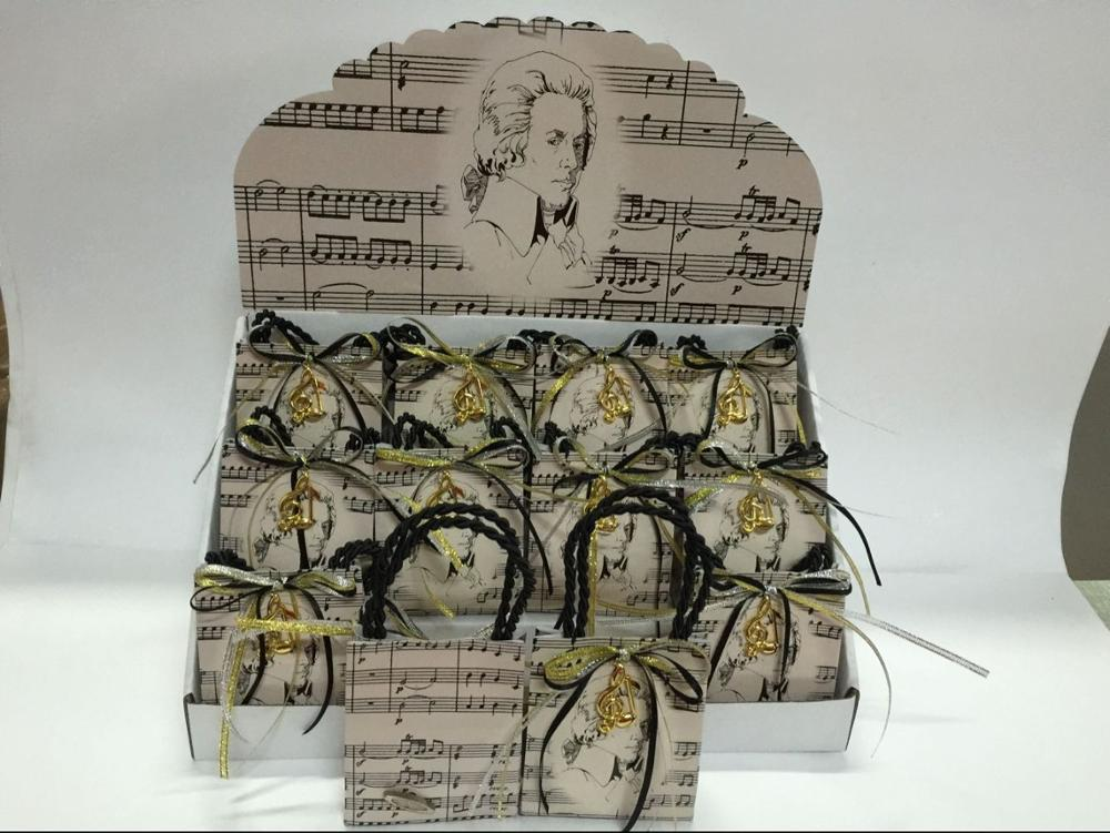 Customized recordable music gift box