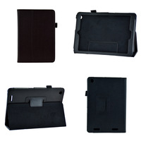 Flip Litchi Grain Leather Stand Cover Case For Acer Iconia A1-830