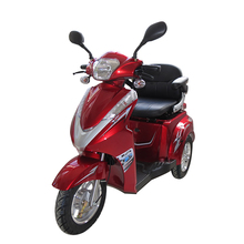 China supplier hot sale Adult Motorcycle 3 seat electric scooter Big Size Passenger Tricycle