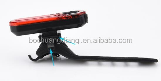 Amazon ebay supply New arrival USB bike light COB led bicycle front tail light
