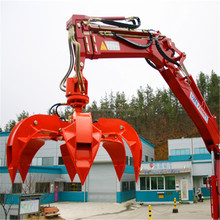 3 tones,5tons,12 tons,20 tons,30 tons hydraulic rotator grab excavator grab stone grapple