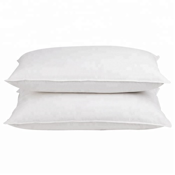 Luxury factory direct 25% down pillow with RDS Certified - Hypoallergenic -