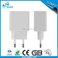 Private housing battery charger for mobile phone