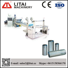Aluminum heating plastic sheet machine extrusion line