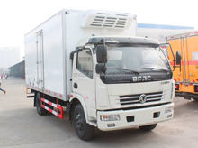 cooler truck/refrigerated small trucks/refrigerated freeze truck