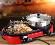 Hot new products for 2016 large electric pot/bbq grill pan/bbq pan HJ-BBQ002