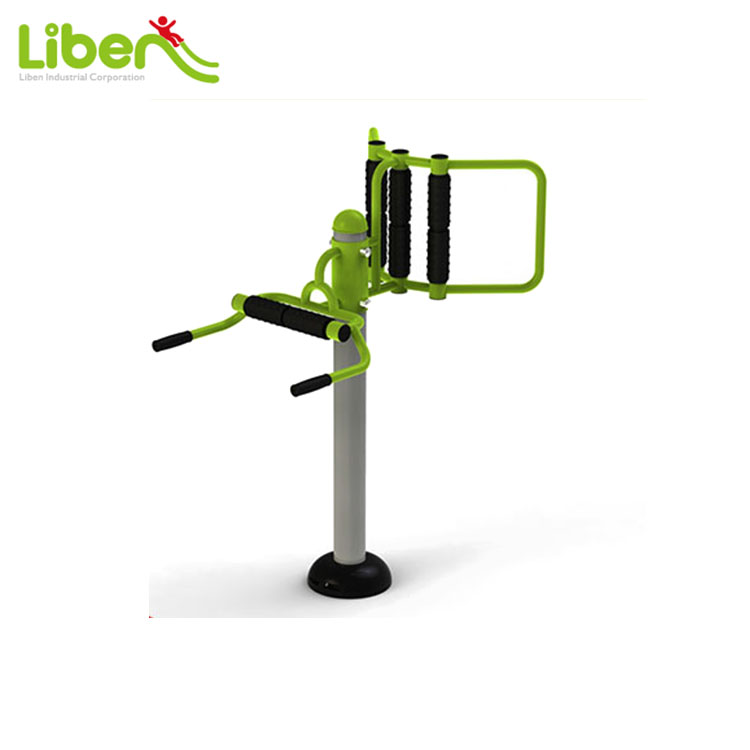 Outdoor park waist twister china body strong sports fitness equipment
