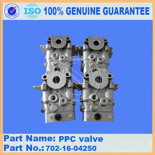 PC650-8 PPC valve 702-16-04250 main valve aftermarket