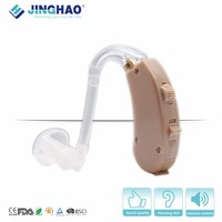 AG5 case deaf bte open fit hearing aid earphone with battery