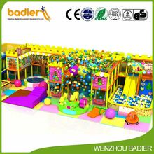 Factory sale super quality kids gym amusement park indoor playhouse with different size