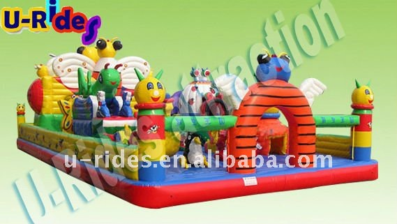 Honey bee Inflatable combo games Fun City Games(FC-015)