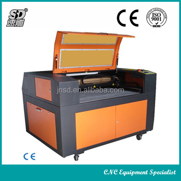 jinan top brand laser cutting machine SD1390