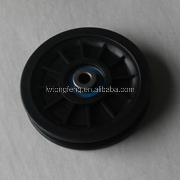 Plastic Pulleys For Sale : Fitness equipment spare parts plastic wheels gym accessory pulleys buy