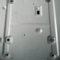 SAMSUNG TV panel cover parts customized pop rivet nut
