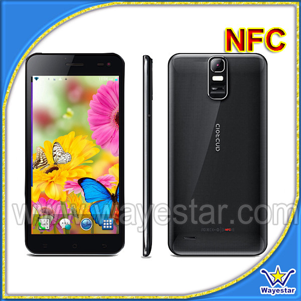 909T mtk6589t quad core 6 inch android smart phone dual sim